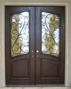 Bellagio Double Door Arch Lite