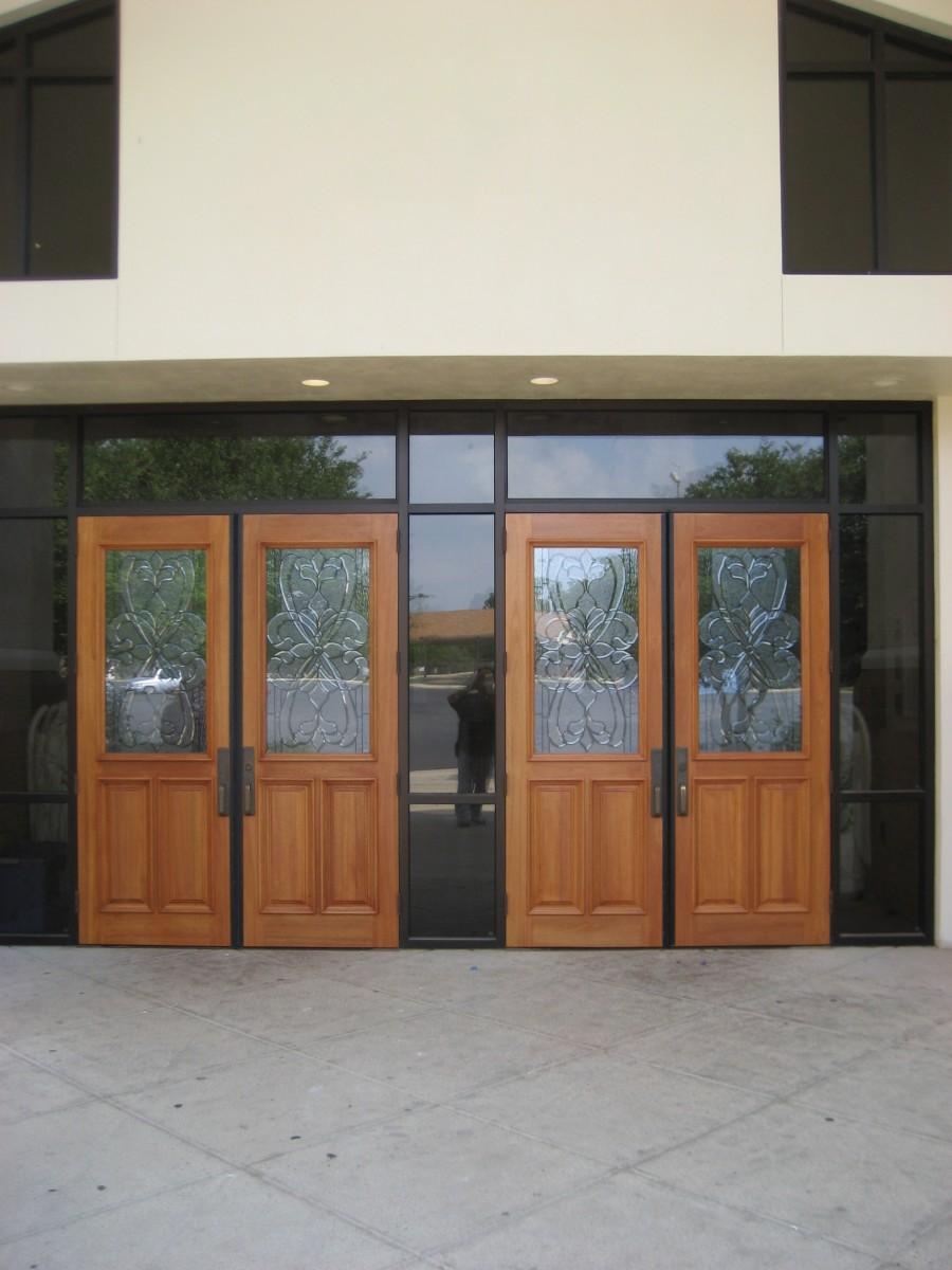 Decorative Glass Wood Door Gallery The Front Door Company