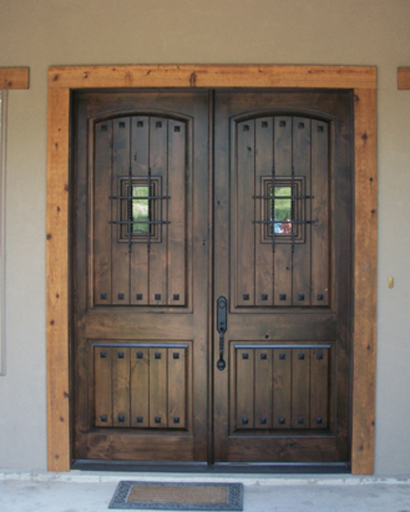 Solid Wood Door Gallery – The Front Door Company