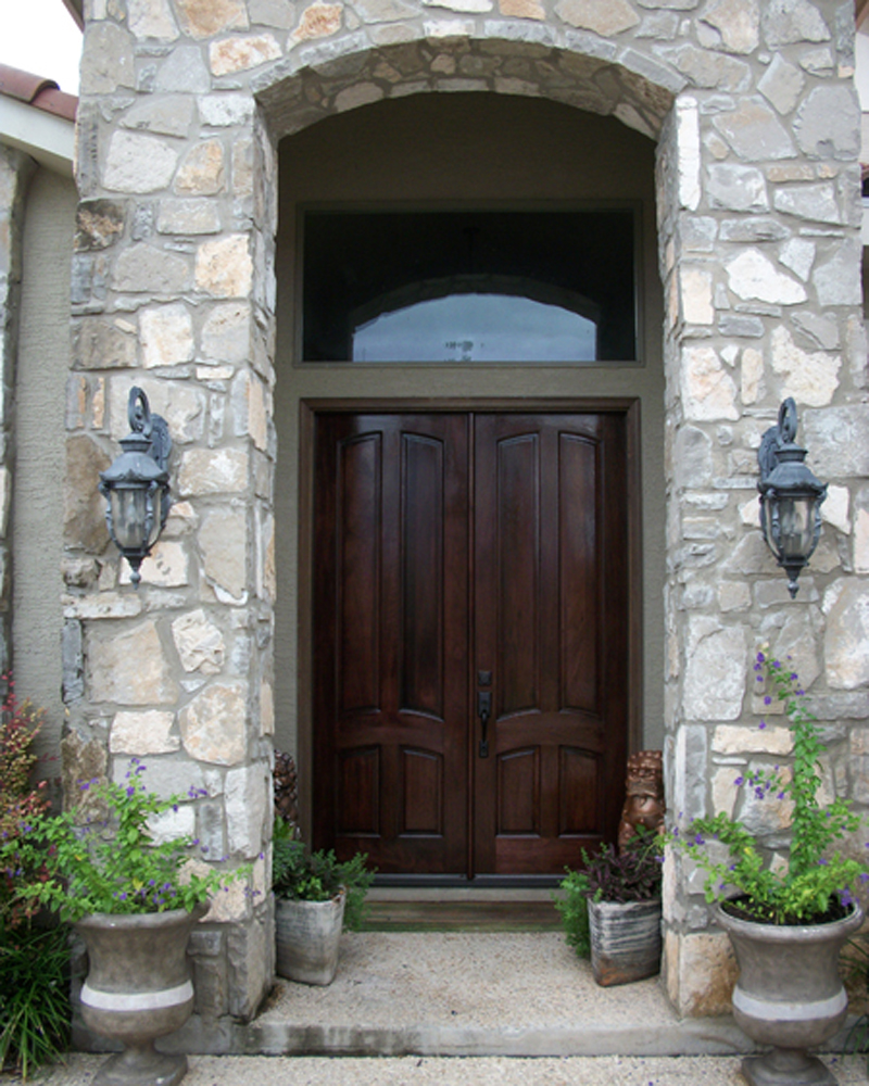 Solid Wood Door Gallery – The Front Door Company