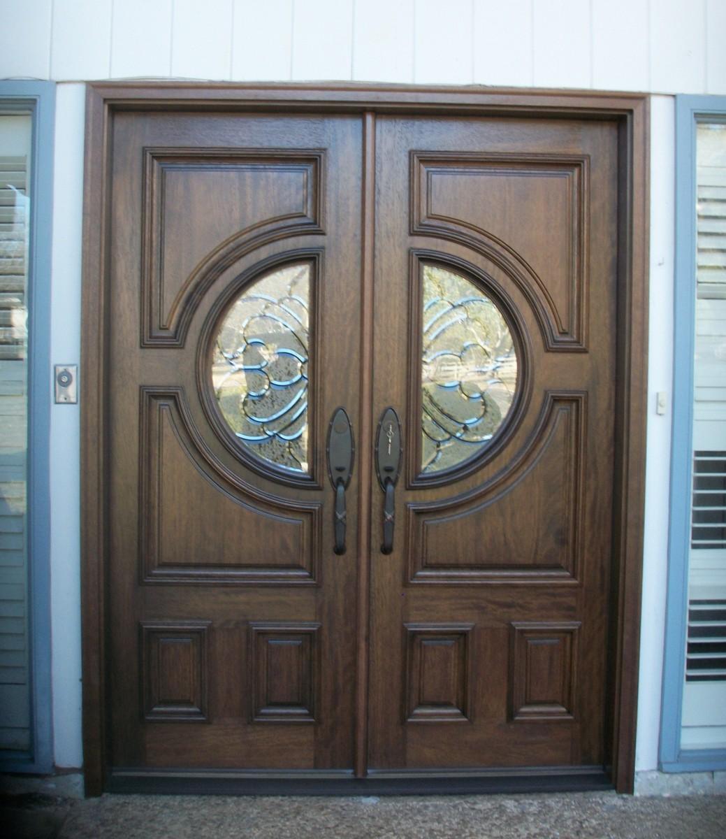 #1958-Unique #670 & Modern Wood Door Gallery \u2013 The Front Door Company