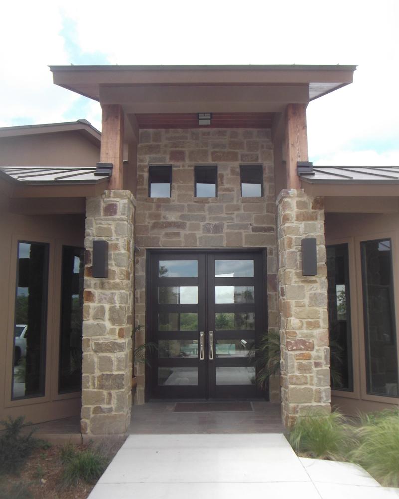 Modern Wood Door Gallery – The Front Door Company