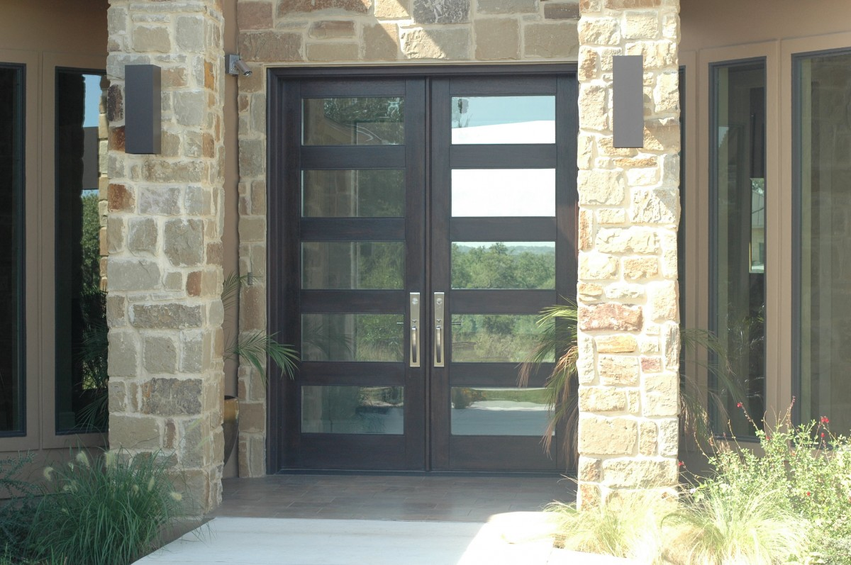 Modern Wood Door Gallery – The Front Door Company