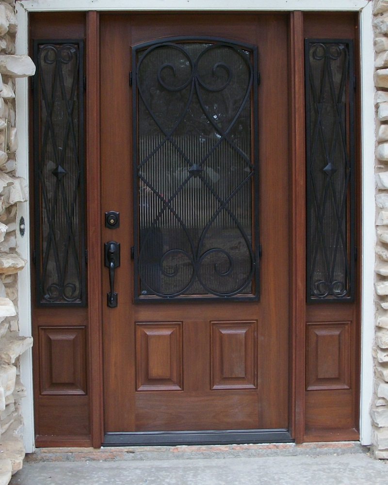 Fiberglass entry door gallery the front door company for Fiberglass entrance doors