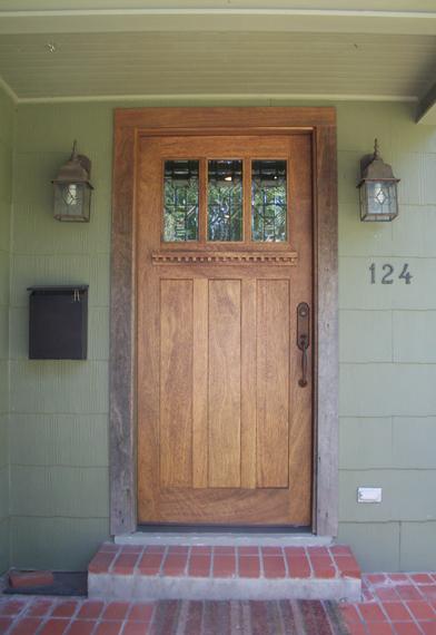 Craftsman Wood Door Gallery The Front Door Company