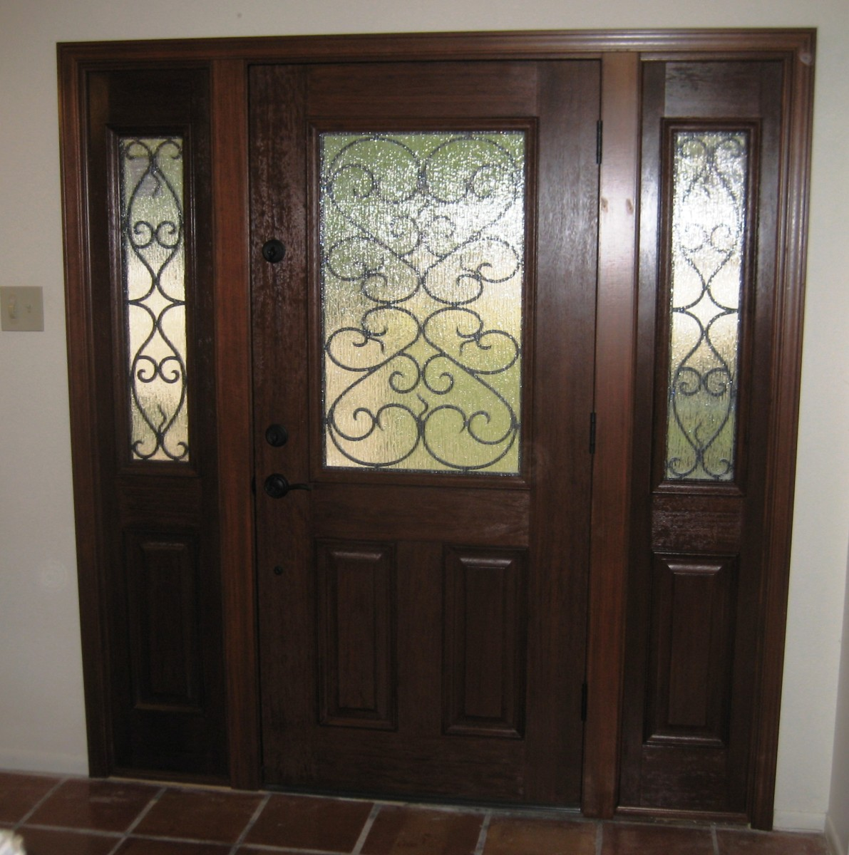 1200 #2C201A Fiberglass Entry Door Gallery – The Front Door Company save image Fiberglass Entry Doors With Sidelites 42671191