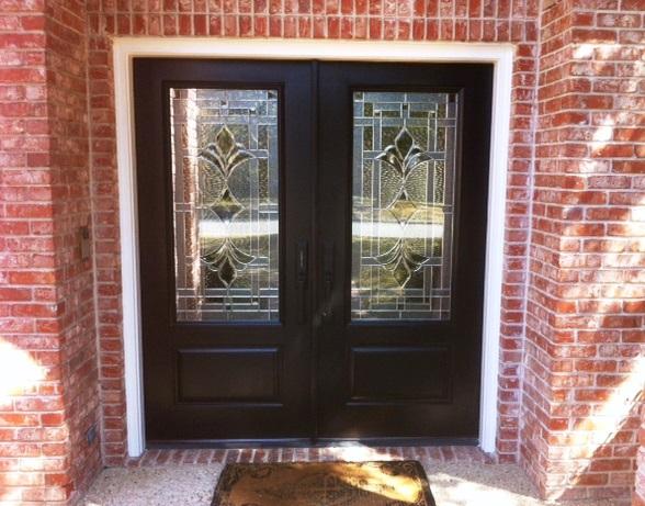 #2285-3/4 Lite Marsala & Fiberglass Entry Door Gallery \u2013 The Front Door Company