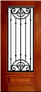 3068-mahogany-3-4-lite-antiqua