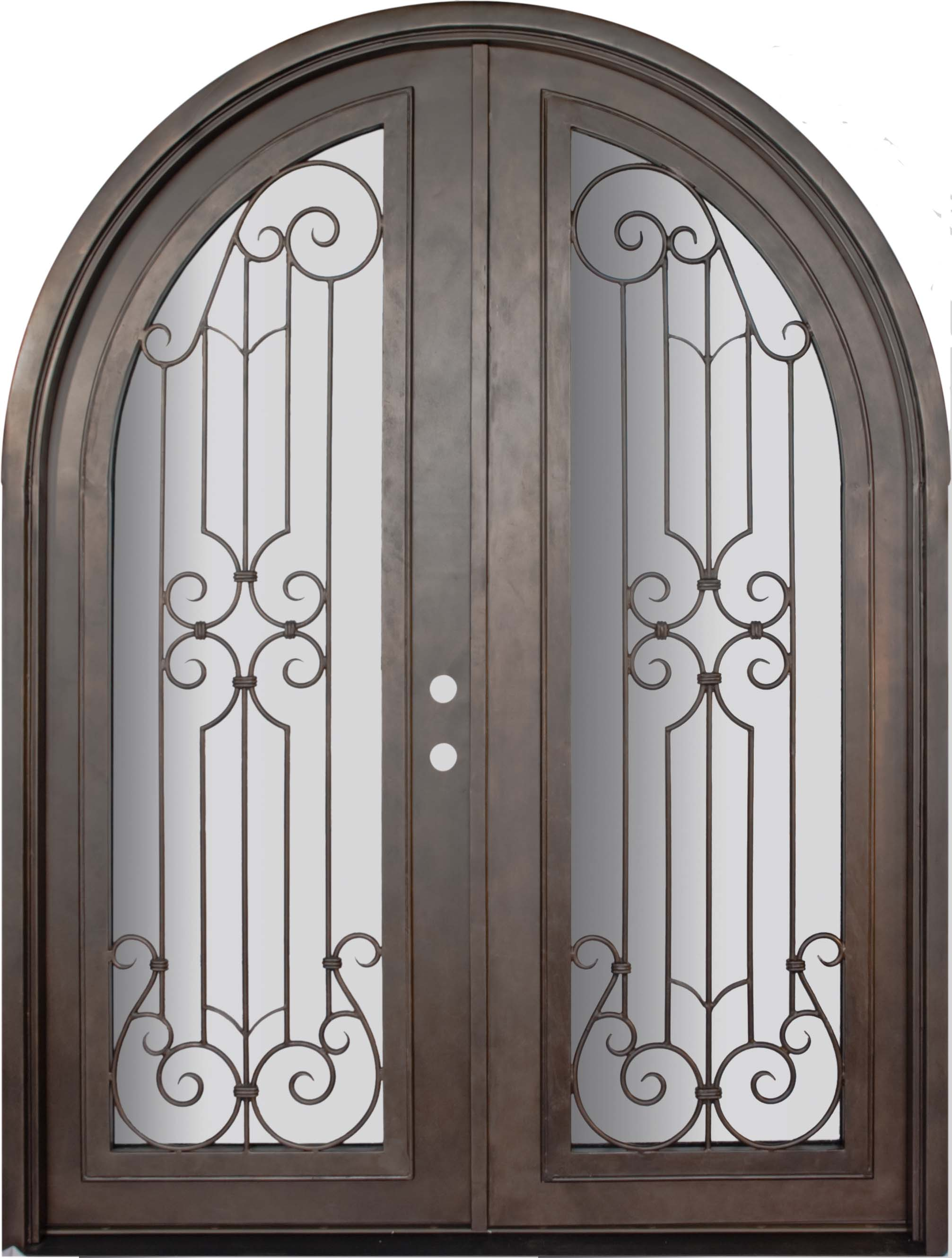 Wrought Iron Doors The Front Door Company