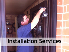 door installation services Austin San Antonio