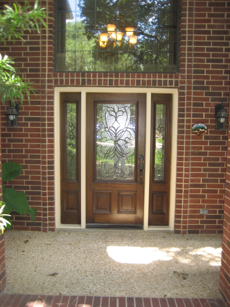Decorative Glass Wood Door Gallery The Front Door Company