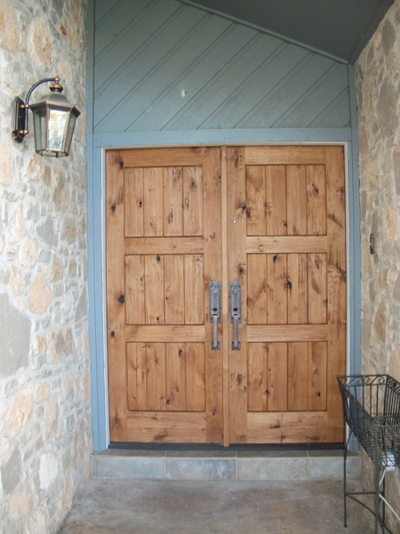Solid Wood Door Gallery - The Front Door Company on