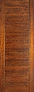 3080 Mahogany 7 Panel Square Groove