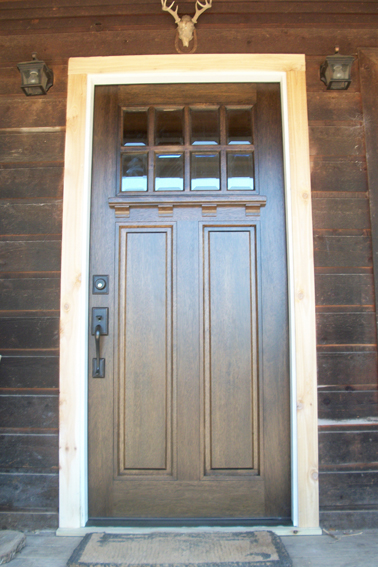 new arrival a72d9 68ff5 Craftsman Wood Door Gallery - The Front Door Company