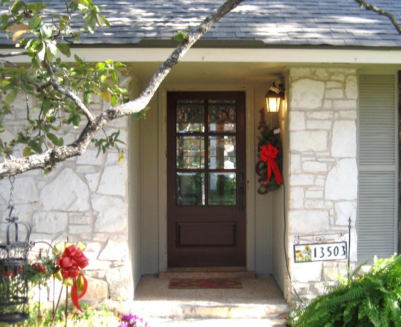 Divided Lite Wood Door Gallery The Front Door Company