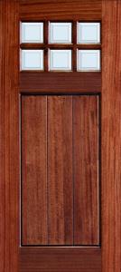 3-0x6-8_Mahogany_Craftsman_No_Shelf