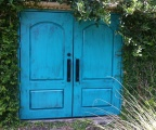IDG1912-2_Panel_Double_Iron_Door_with_Custom_Turquoise_Finish_(inside_view)-rs