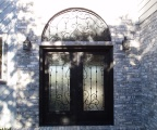 IDG1912-Addison_Double_Iron_Door_with_Transom_Iron_Grill-rs