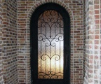 IDG1912-Adrianna_Round_Top_Iron_Door