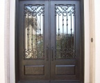 IDG1912-Barcelona_Double_Iron_Door_with_Raised_Panels_(3)