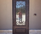IDG1912-Barcelona_Iron_Door_with_Raised_Panel_(2)