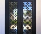 IDG1912-Fleur_de_Lis_Double_Iron_Door_(3)