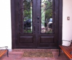 IDG1912-Granada_Square_Top_Double_Iron_Door_(2)