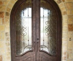 IDG1912-Model_1620_Round_Top_Double_Iron_Door